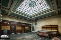 Buxton Crescent Hotel And Spa Baths Uk Urbex