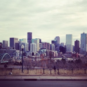 #NPCommPix Day 18: #hometown - Downtown #Denver, #Colorado.
