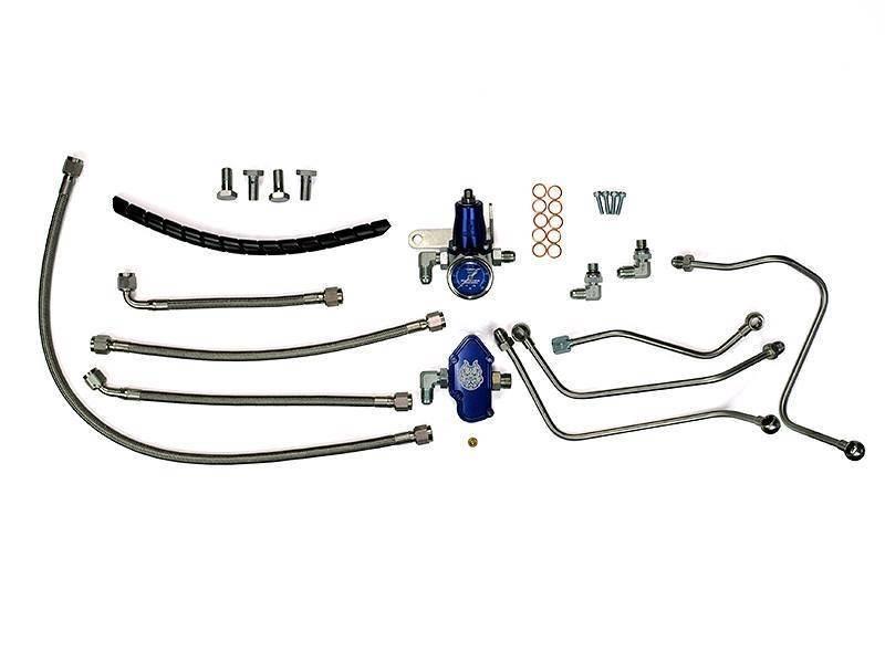 SD-FUELREG-6.0 Sinister Diesel Regulated Fuel Return Kit