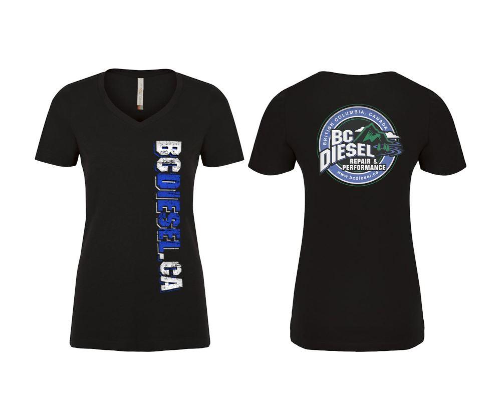 medium resolution of bcdtl bc diesel t shirt ladies short sleeve
