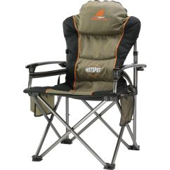 Oztent King Kokoda Chair Review Black Parsons Slipcovers Hotspot Camp Bcf Hi Res
