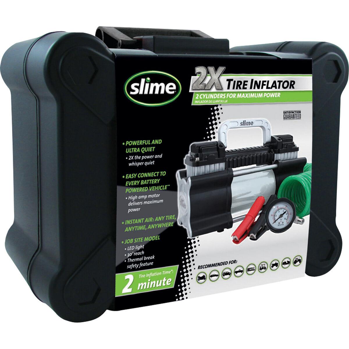 slime air compressor 2x pro series 12v bcf hi res [ 1000 x 1000 Pixel ]