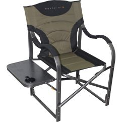 Director Chair Replacement Covers Ebay Gray Sofa Yellow Chairs Camping Furniture Specials Bcf Australia Online Store Wanderer Touring Extreme Directors Camp 200kg Hi Res