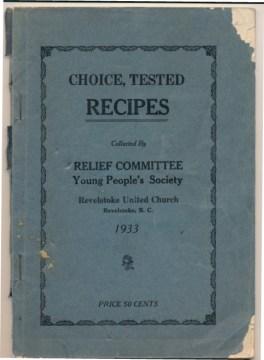 Choice Tested Recipes