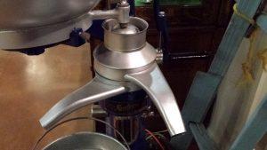 Discs of a milk separator