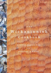 Cover of Wickaninnish Cookbook