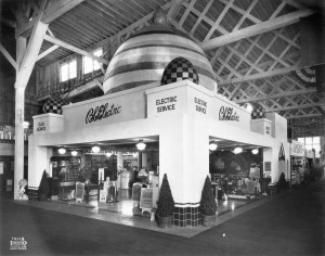 BC Electric Display 1928