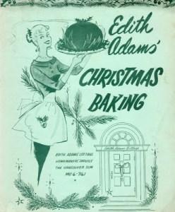 3 covers - edith adams recipe covers