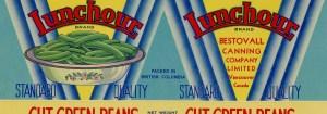 BestOVall Label - beans