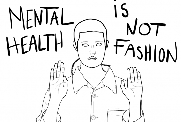 Mental Health is NOT a Fashion Statement | BANG.