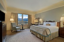 Fairmont Banff Springs Hotel Room
