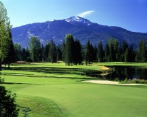 Great Bc Mountain Golf With 4 Night 3 Whistler