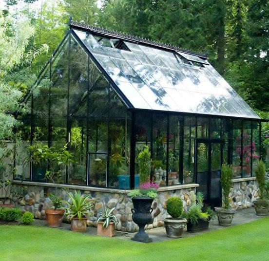 black cape greenhouse