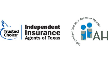 Independent Insurance Agents of Texas and Independent Insurance Agents of Houston logos