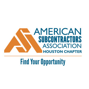 American Subcontractors Association-Houston Chapter logo