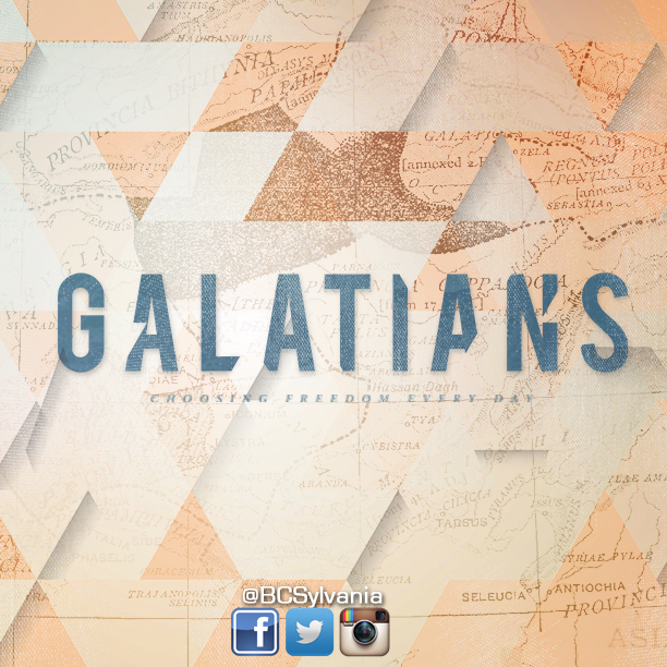 Galatians pt 3 | Believer's Church of Sylvania
