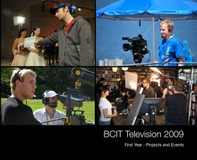 BCIT Photo Book 2009 Cover