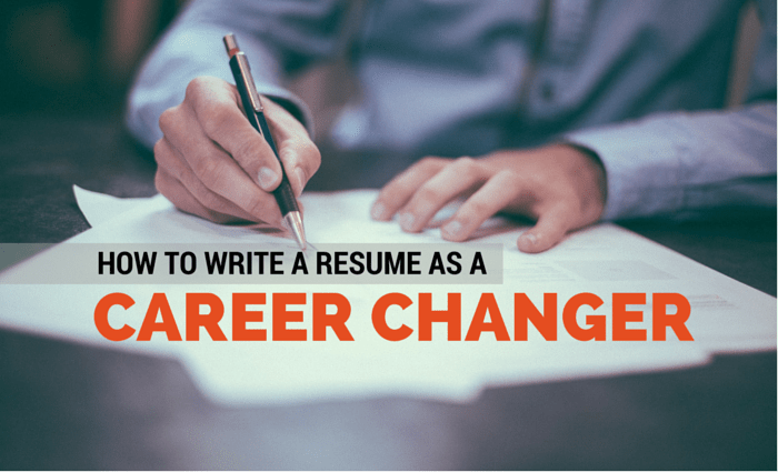 How to Write a Resume as a Career Changer   BCJobs.ca