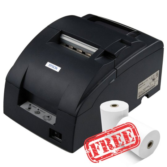 Dot Matrix Receipt Printer Epson TMU220A