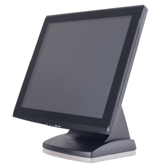 "Otek Sys M458PB 17"" Resistive Touch Monitor for POS systems"