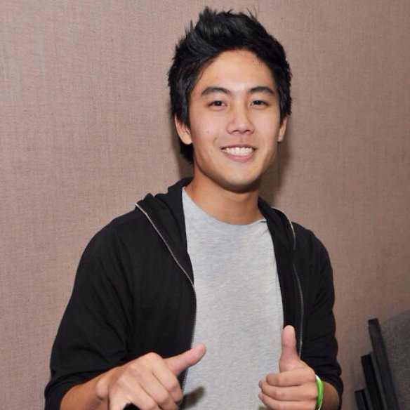Come down to the AIA Great European Carnival and see Ryan Higa in person, interviewed by Dom Lau from Asia Pop 40, at 4pm this Friday 13th February, on the main stage!