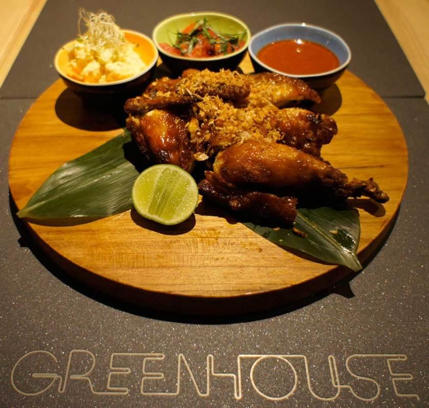 Greenhouse Fried Chicken