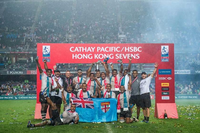 Fiji win HK Sevens 2016