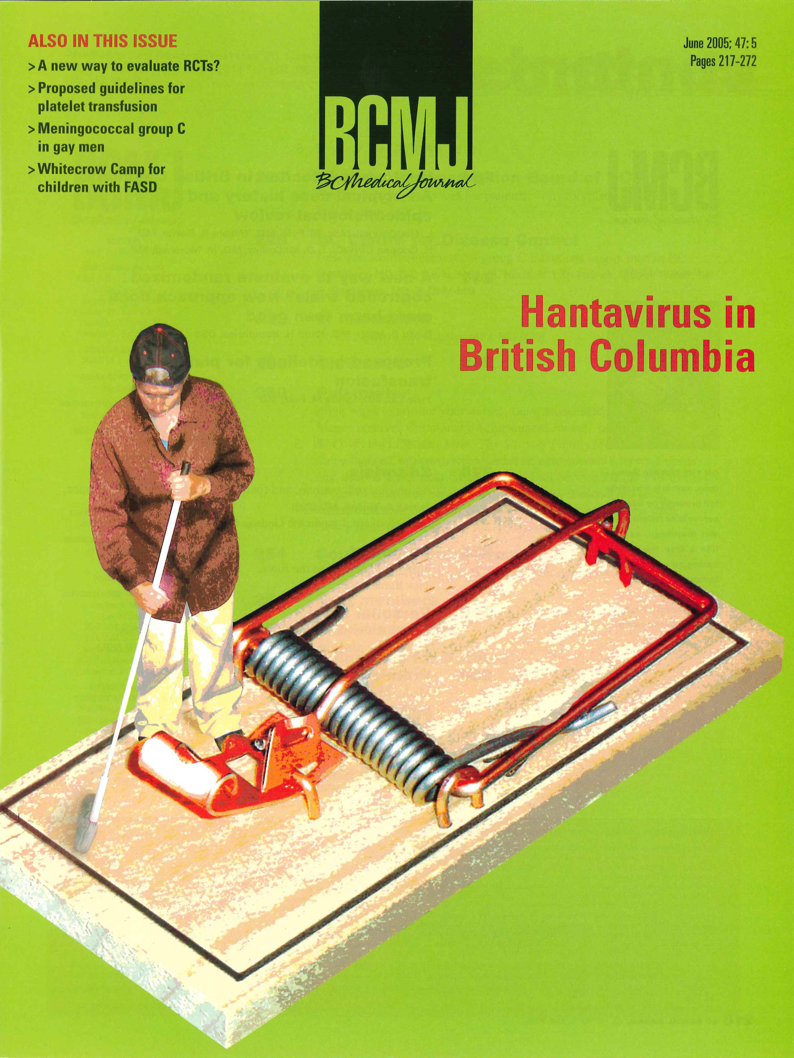 Hantavirus infection in British Columbia: An atypical case history ...