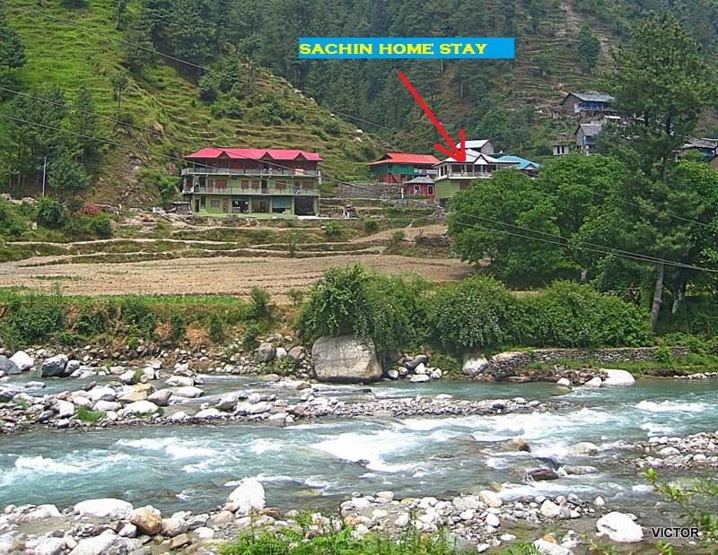Sachin Home stay  MulthanBarot Himachal Pradesh  India