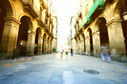 Barcelona Guide to The Old Town Gothic Quarter Raval Barceloneta