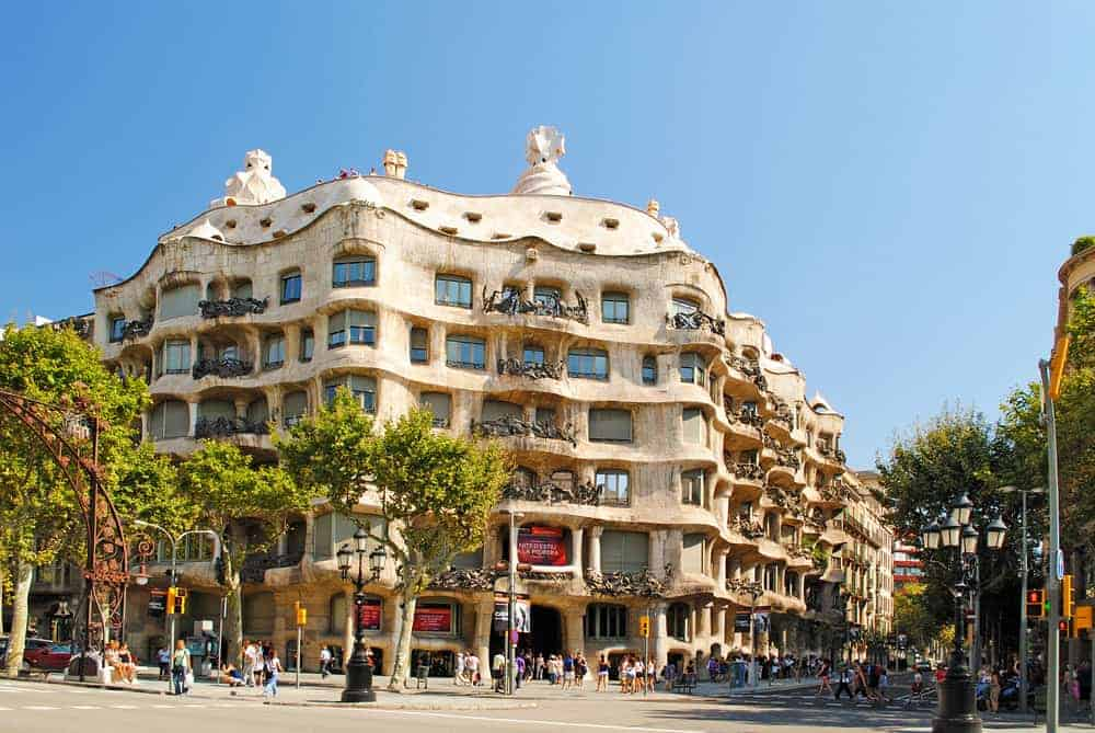 Casa Mila  Audio Tour Skip the Line 22  BCNtravel