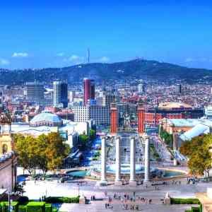 Montjuic & Panoramic Tour