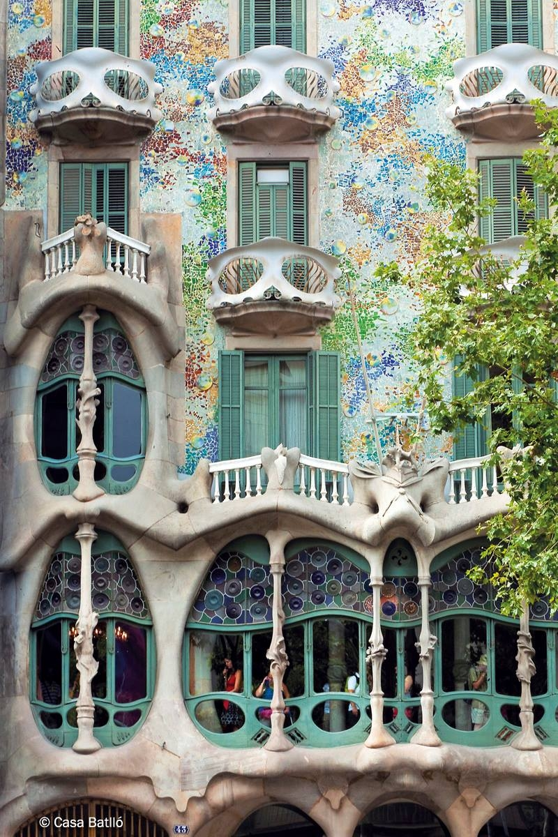 Casa Batll  Barcelona Film Commission