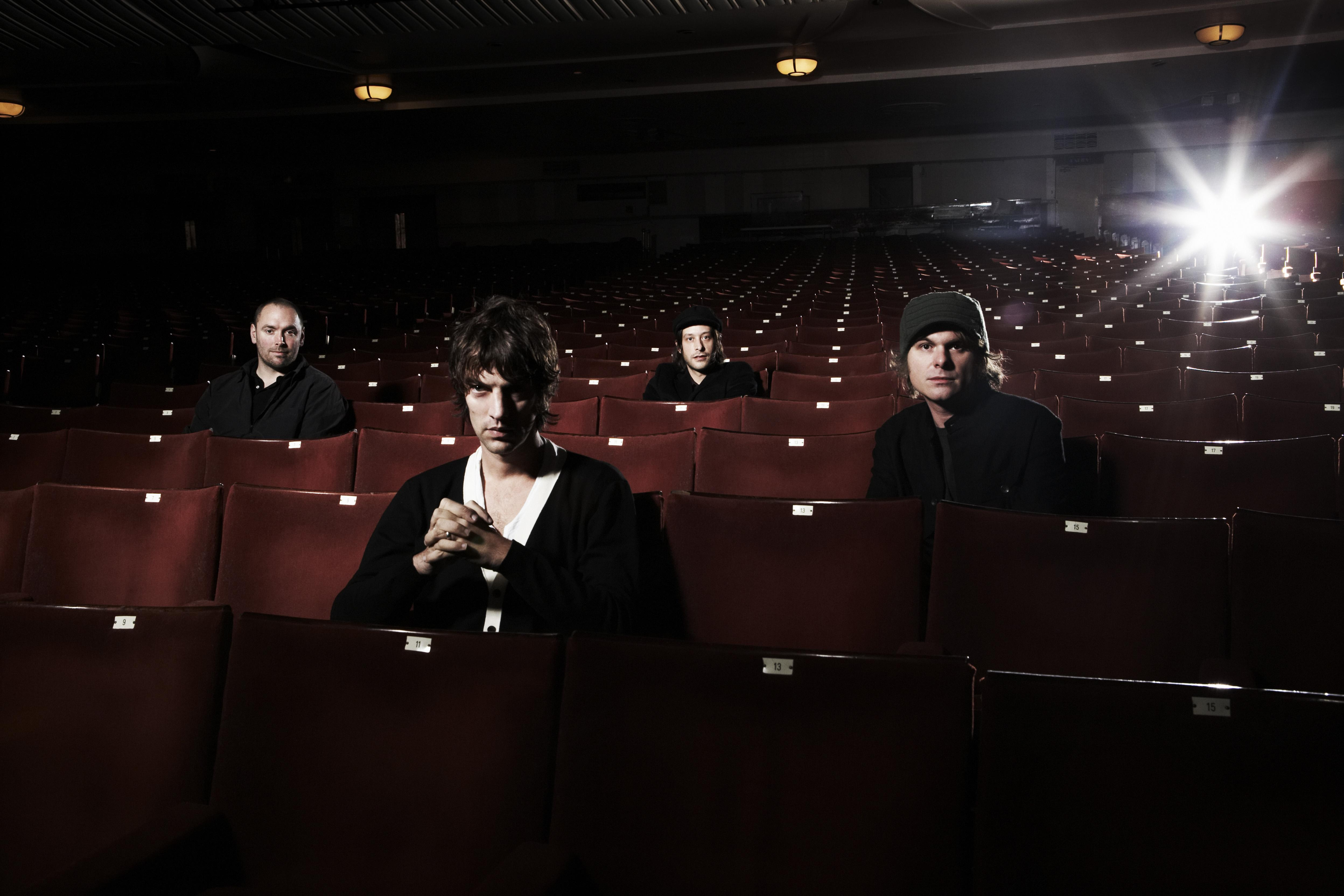 the verve (emi press shoot)