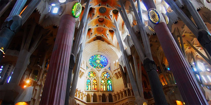 Sagrada Familia  BCN Events  Crawls