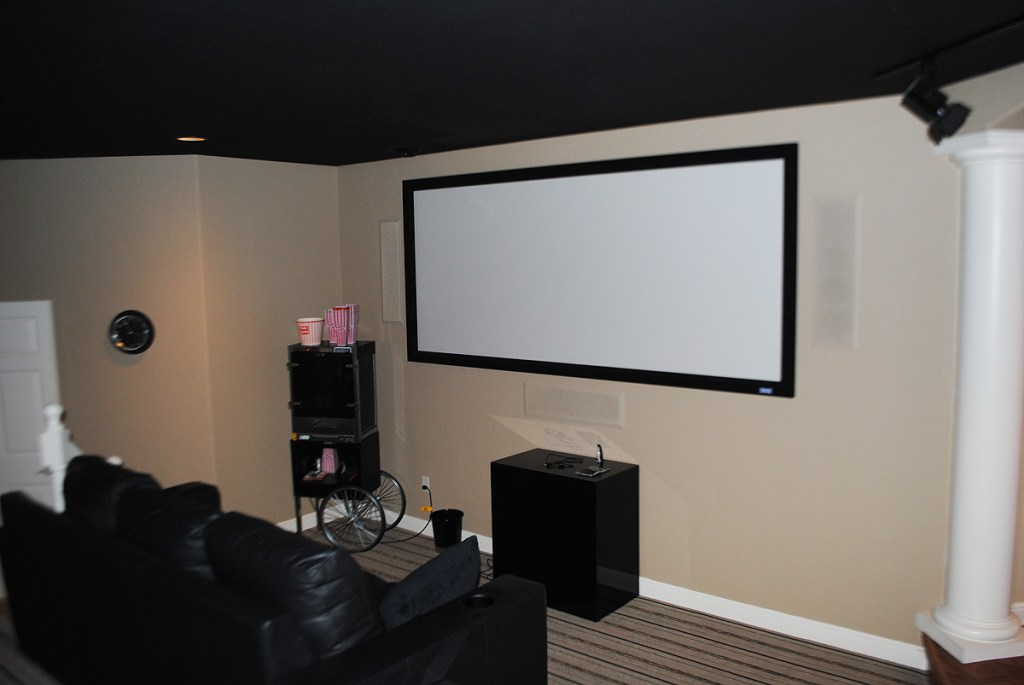 Residential A/V System Installation and Design