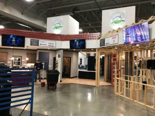 Exposition Center at Wisconsin State Fair Park, the MBA Home Building & Remodeling Show, Marvin Windows and Doors, Weather-tek Windows and doors