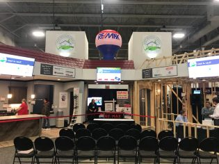 Exposition Center at Wisconsin State Fair Park, MBA Home Building & Remodeling Show, Bartelt Home Remodeling