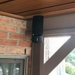 Sussex, Wisconsin, Outdoor Sound System Installation, Bose Sound System