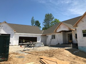 Sussex, Wisconsin: Source One/Dimension 2018 Parade Model Home in Hidden Hills Subdivision