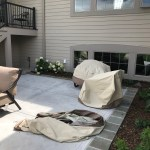 Outdoor Rock Speaker Installation: Hartland, WI