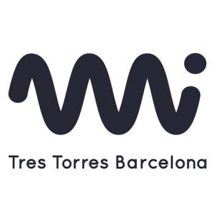 logo tres torres barcelona clinica maxilofacial bcn faces