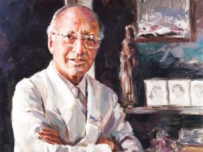 Profesor Joaquín Barraquer Moner