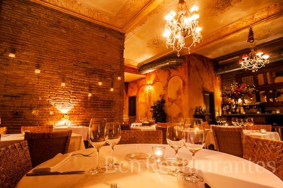 Restaurante Antigua Barcelona