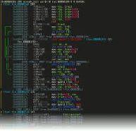 radare, análisis de malware