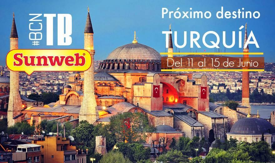 Un viaje, dos continentes. Viaje a Turquía con Sunweb