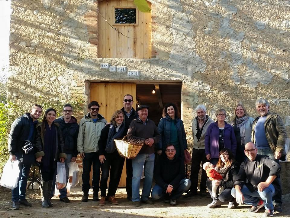 Rural blogtrip #CampRosset conociendo la agricultura mediterránea en Ca Rosset