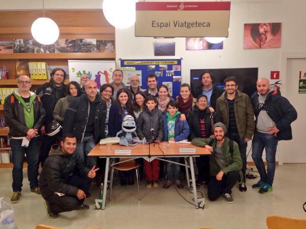 Alicia Sornosa, la primera mujer española en dar la vuelta al mundo en moto