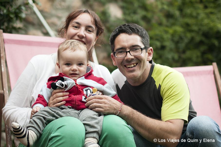 Entrevista a Elena y Joaquín del blog los Viajes de Quim, Elena y Éric