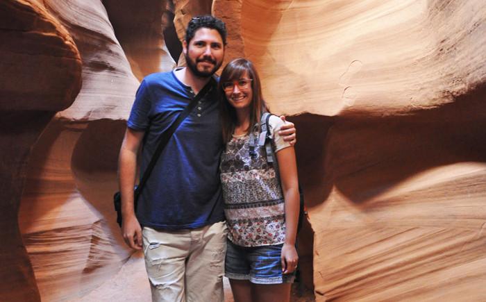 Entrevista a Marc Pascual y Natalia Alba del blog Monstravel